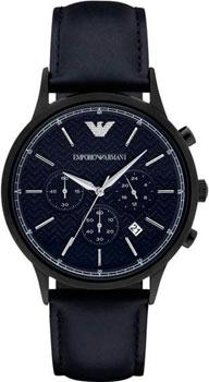 fashion наручные  мужские часы Emporio armani AR2481. Коллекция Renato