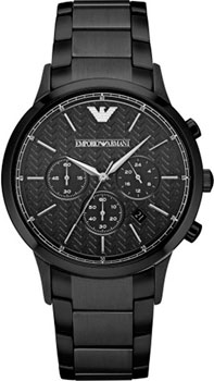 fashion наручные  мужские часы Emporio armani AR2485. Коллекция Renato