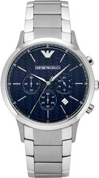 fashion наручные  мужские часы Emporio armani AR2486. Коллекция Renato