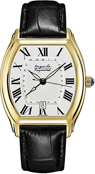 Швейцарские наручные  мужские часы Auguste Reymond AR2750.4.560.2. Коллекция Dixieland GMT