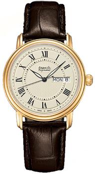 Швейцарские наручные  мужские часы Auguste Reymond AR423610.068. Коллекция Elegance