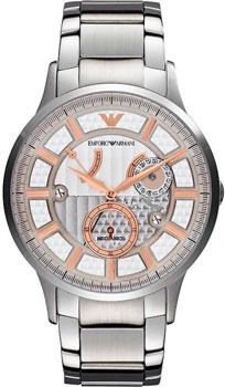 fashion наручные  мужские часы Emporio armani AR4668. Коллекция Meccanico