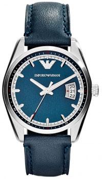 fashion наручные  мужские часы Emporio armani AR6017. Коллекция Gents