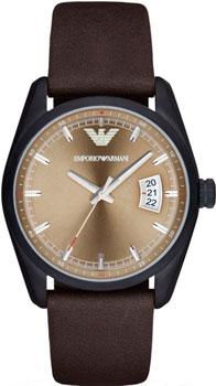 fashion наручные  мужские часы Emporio armani AR6081. Коллекция Gents