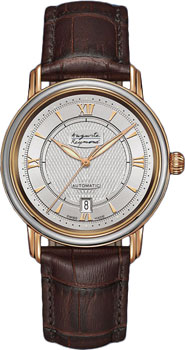 Швейцарские наручные  мужские часы Auguste Reymond AR66E1.3.780.8. Коллекция Elegance