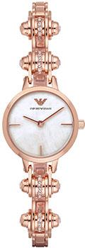 fashion наручные  женские часы Emporio armani AR7408. Коллекция Catwalk