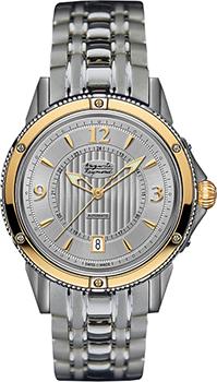 Швейцарские наручные  мужские часы Auguste Reymond AR75E0.9.750.1. Коллекция Magellan Automatic