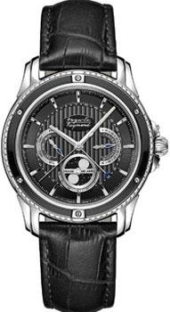 Швейцарские наручные  мужские часы Auguste Reymond AR7682.6.210.5. Коллекция Magellan Lunar