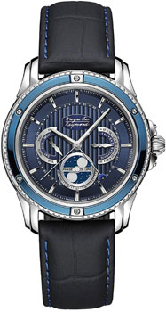 Швейцарские наручные  мужские часы Auguste Reymond AR7686.6.610.6. Коллекция Magellan Lunar