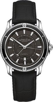 Швейцарские наручные  мужские часы Auguste Reymond AR76G2.6.210.5. Коллекция Magellan GMT
