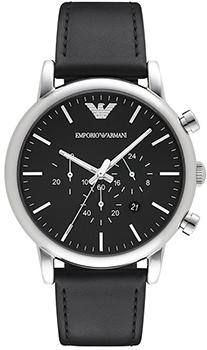 fashion наручные  мужские часы Emporio armani AR8029. Коллекция Gents
