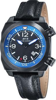 fashion наручные  мужские часы AVI-8 AV-4005-04. Коллекция Hawker Harrier II