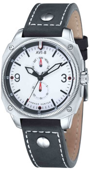 fashion наручные  мужские часы AVI-8 AV-4010-01. Коллекция Hawker Hunter