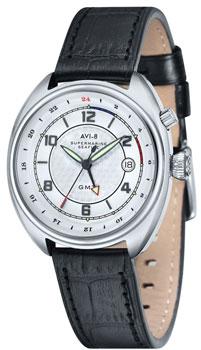 fashion наручные  мужские часы AVI-8 AV-4030-01. Коллекция Supermarine Seafire