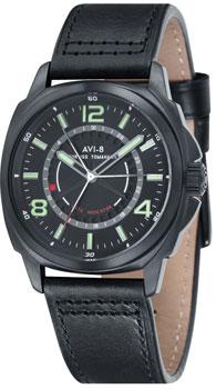 fashion наручные  мужские часы AVI-8 AV-4032-05. Коллекция Curtiss Tomahawk