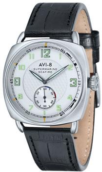 fashion наручные  мужские часы AVI-8 AV-4033-01. Коллекция Supermarine Seafire