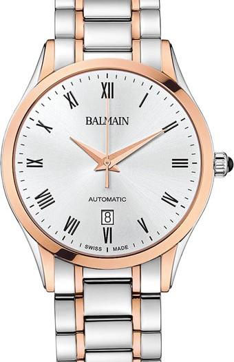 Мужские наручные швейцарские часы в коллекции Classic Balmain