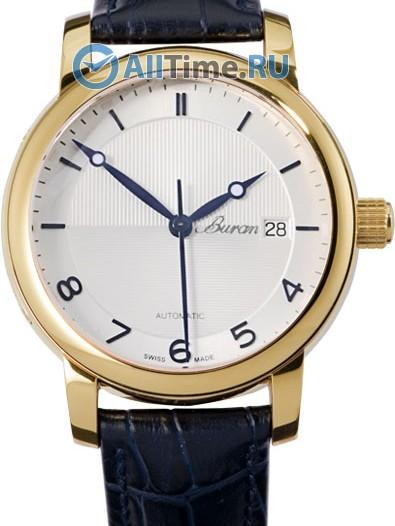 Мужские наручные швейцарские часы в коллекции Northern Palmyra Buran