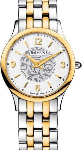 Женские наручные швейцарские часы в коллекции Classic R Balmain