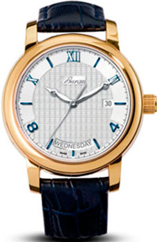 Швейцарские наручные  мужские часы Buran B34_129_6_453_0. Коллекция Northern Palmyra