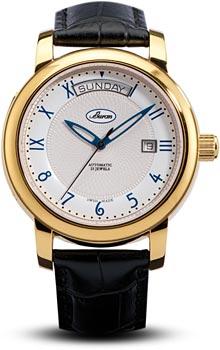 Швейцарские наручные  мужские часы Buran B34_129_6_587_0. Коллекция Northern Palmyra