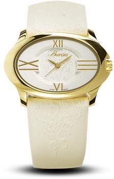 Швейцарские наручные  женские часы Buran B37_266_6_120_0. Коллекция Ladies