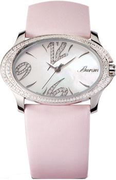 Швейцарские наручные  женские часы Buran B37_267_2_123_0. Коллекция Ladies