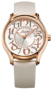 Швейцарские наручные  женские часы Buran B38_229_2_125_0. Коллекция Ladies