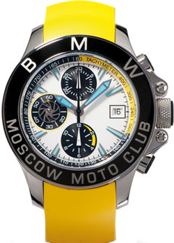 Швейцарские наручные  мужские часы Buran B50_103_1_517_2. Коллекция Sport