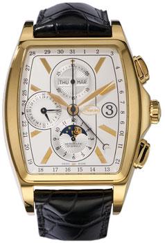 Швейцарские наручные  мужские часы Buran B51_124_6_565_4. Коллекция Selena