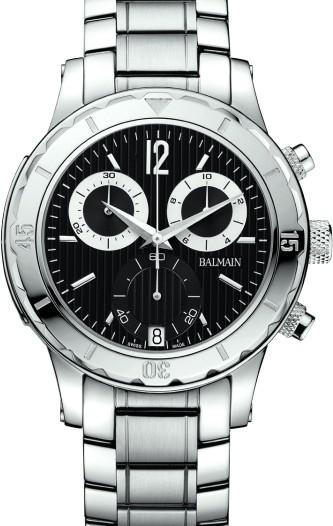 Мужские наручные швейцарские часы в коллекции Balmainia Balmain