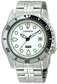Японские наручные  мужские часы J. Springs BBH102. Коллекция Sports