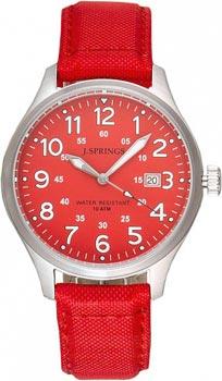 Японские наручные  мужские часы J. Springs BBH122. Коллекция Sports