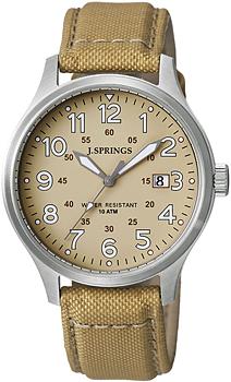 Японские наручные  мужские часы J. Springs BBH123. Коллекция Sports