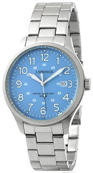 Японские наручные  мужские часы J. Springs BBH125. Коллекция Sports