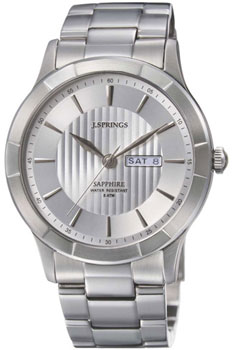 Японские наручные  мужские часы J. Springs BBJ011. Коллекция Sapphire Dress Gents