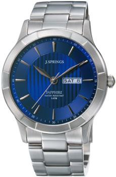 Японские наручные  мужские часы J. Springs BBJ012. Коллекция Sapphire Dress Gents
