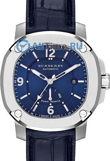 Мужские наручные швейцарские часы в коллекции Britain Burberry