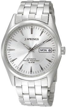 Японские наручные  мужские часы J. Springs BEB027. Коллекция Automatic