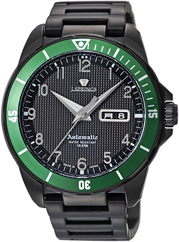 Японские наручные  мужские часы J. Springs BEB076. Коллекция Japan Automatic