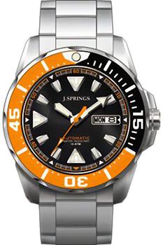 Японские наручные  мужские часы J. Springs BEB078. Коллекция Automatic