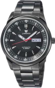 Японские наручные  мужские часы J. Springs BEB585S. Коллекция Automatic