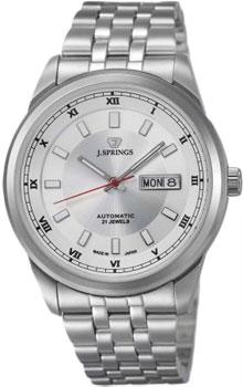 Японские наручные  мужские часы J. Springs BEB602S. Коллекция Automatic