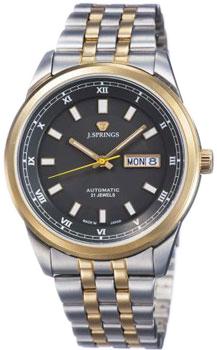 Японские наручные  мужские часы J. Springs BEB603S. Коллекция Automatic
