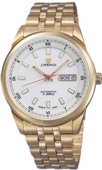 Японские наручные  мужские часы J. Springs BEB604S. Коллекция Automatic
