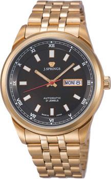 Японские наручные  мужские часы J. Springs BEB605S. Коллекция Automatic