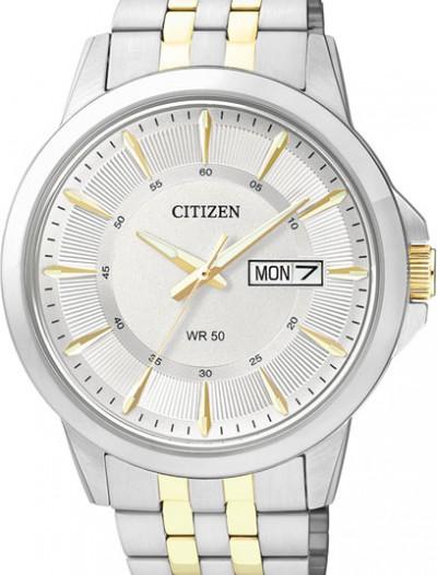 Мужские японские наручные часы в коллекции Basic Citizen