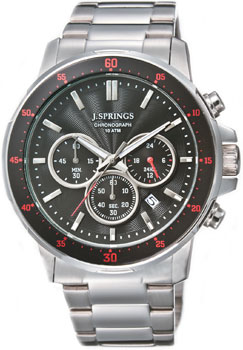 Японские наручные  мужские часы J. Springs BFC001. Коллекция Sports