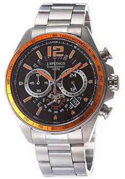 Японские наручные  мужские часы J. Springs BFJ001. Коллекция Sports