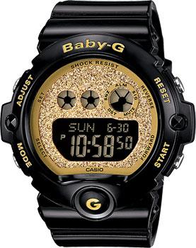 Японские наручные  женские часы Casio BG-6900SG-1E. Коллекция Baby-G